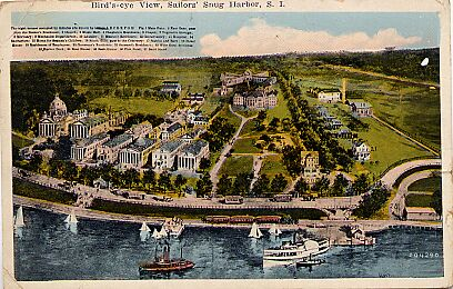 Sailor's Snug Harbor, 1949
