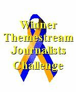 Themestream Journalist Second Prize in Fiction